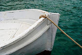 Bow of boat — Stock Photo