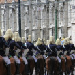 National Republican Guard Cavalry - Stock Photo