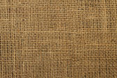 Jute background — Stock Photo