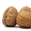 Three walnuts — Stock Photo