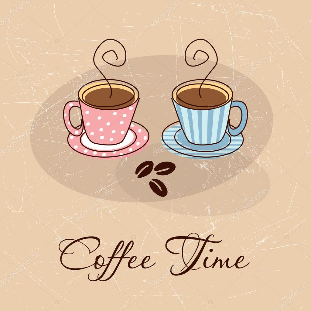 clipart coffee time - photo #17
