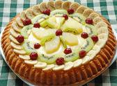 Ovocný dort — Stock fotografie