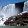 Stock Photo: Niagarfalls, Americside