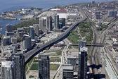 Toronto city — Stock Photo