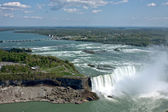 Niagara falls, horseshoe fall — Stock Photo