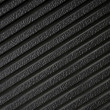 Royalty-Free Stock Photo: Black plastic surface, texture