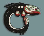 Sea Creature Totem — Photo