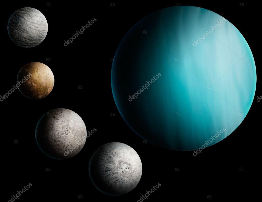 uranus planet and moons - photo #3