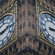 Stock Photo: Big Ben Clock Face
