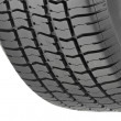 Illustration of Car Tire — Stock Photo #3561100