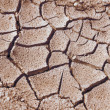 Cracked and Arid Mud Ground Dry without water — Stock Photo