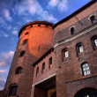 Fortress in Poland. - Stock Photo