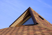 House roof — Stock Photo