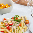 Royalty-Free Stock Photo: Delicious pasta dish