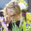 In the gardencenter — Stock Photo