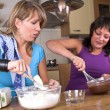 Baking together — Stock Photo #2949062