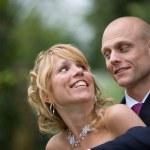 Newly weds — Stock Photo #2949207