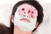 Beautymask — Stock Photo