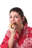 Healthy snack — Stock Photo