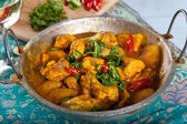 Indian curry — Stock Photo