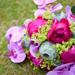 Stock Photo: Colorful wedding bouquet