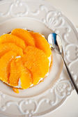 Orange tian — Stock Photo