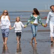 beachwalk — Stock Photo #3488255