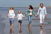 Beachwalk — Stock Photo