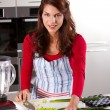 Healthy cooking — Stock Photo #3918854