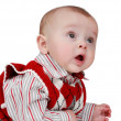 Cute baby boy — Stock Photo