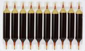 Vitamín pitná lahvičky — Stock fotografie