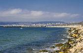 Mar y acantilados — Foto de Stock