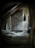 The forgotten Door — Foto de Stock
