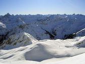 Alpin winter — Stock Photo