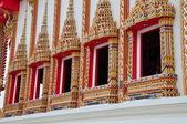 Bellas artes en la iglesia de buddim — Foto de Stock
