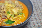 Thai curry — Stock Photo