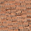 Royalty-Free Stock Photo: Side Brick wall