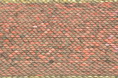 Old roof tile background — Foto Stock