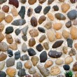Nature stone wall background — Stock Photo