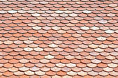 Roof texture background — Stock Photo