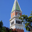 Stock Photo: Campanile at SMarco square Venice