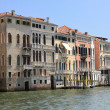 Architecture and canal. Veneto, Italy. — Stock Photo #2998904