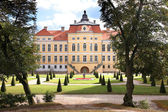 Palace in Rogalin. — Stock Photo