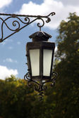 Street antique lantern. — Stock Photo