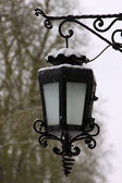 Street antique lantern. — Stock Photo
