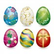 Royalty-Free Stock Vector Image: Eggs