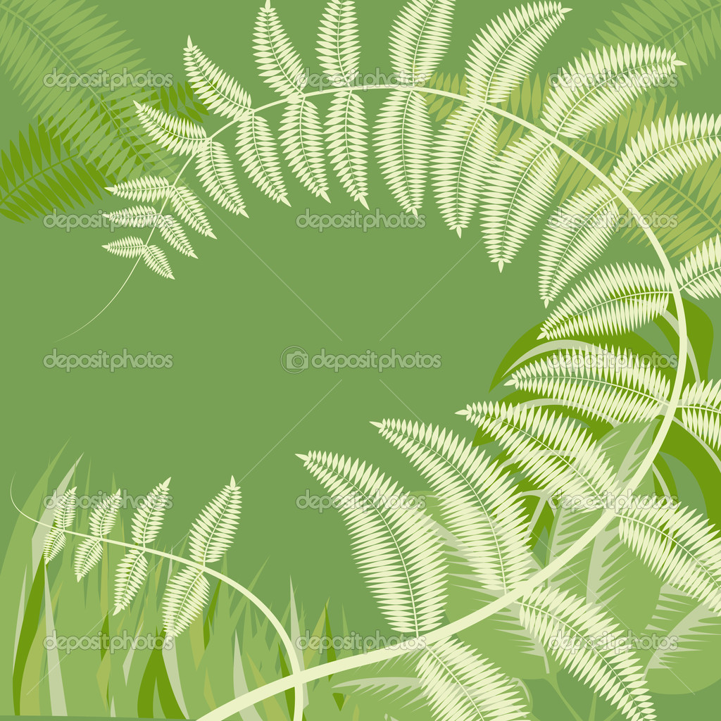 Leaf background — Stock Vector #2972922