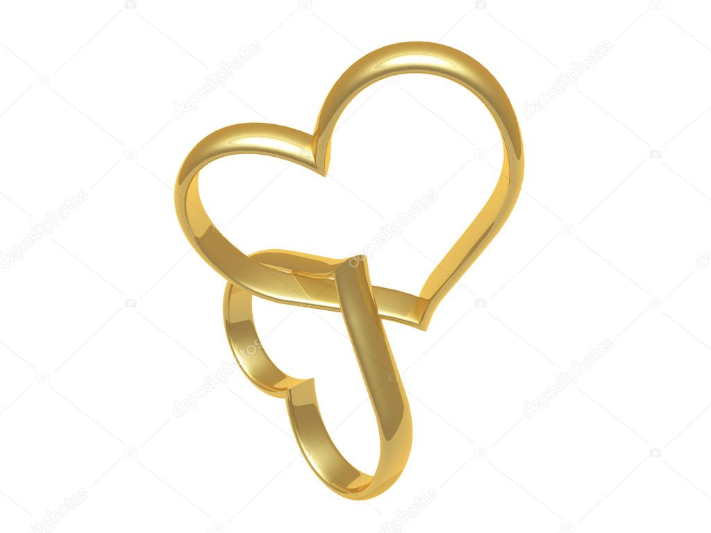 Heart Ring  Stock Photo #2995871