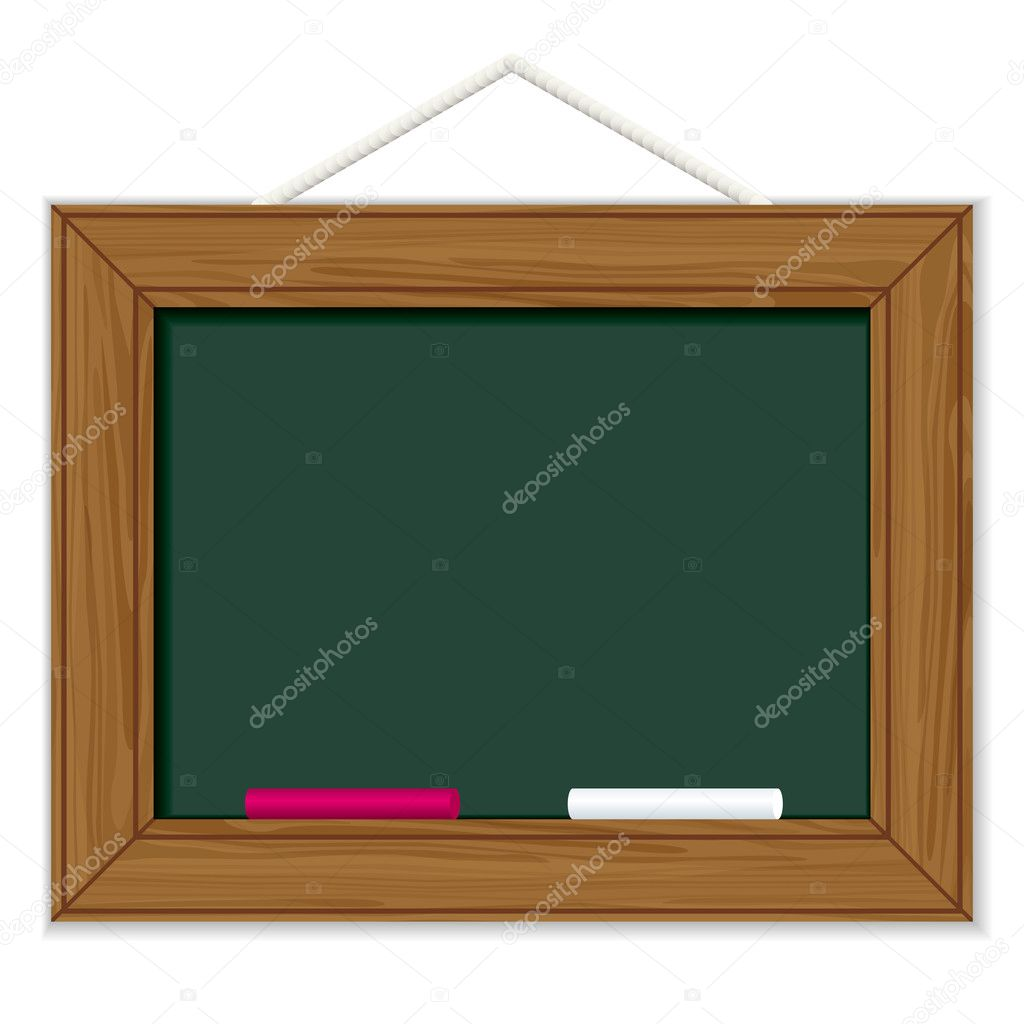 Blackboard — Stock Vector #3054265