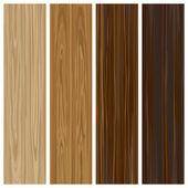 木質材料 — ストックベクタ